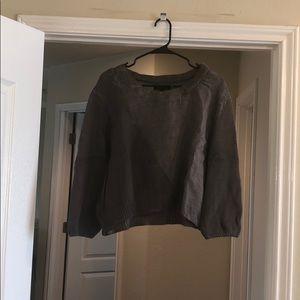 KOKOMARINA crop sweater